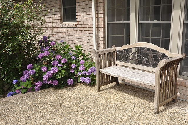 Bench by C & C Property Maintenance in Keene NH