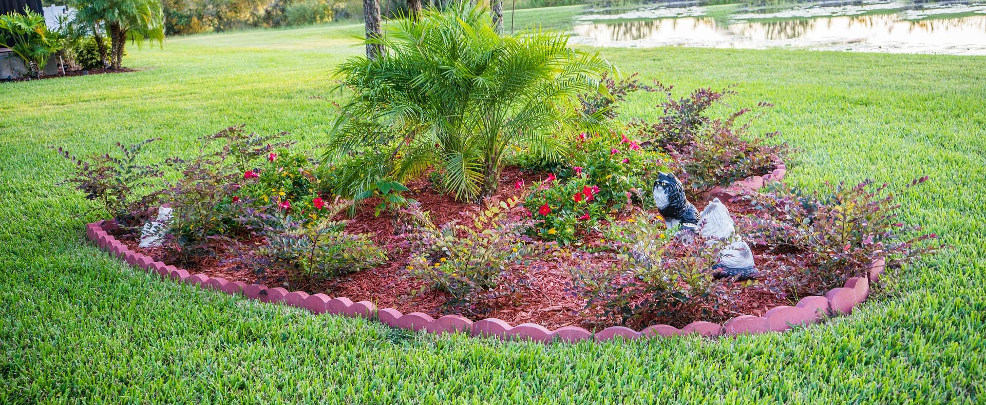 Garden by C & C Property Maintenance in Keene NH